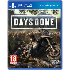 Days Gone [PS4, Russian version]