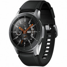 Смарт часы SAMSUNG Galaxy Watch 46мм Silver (SM-R800NZSASEK)